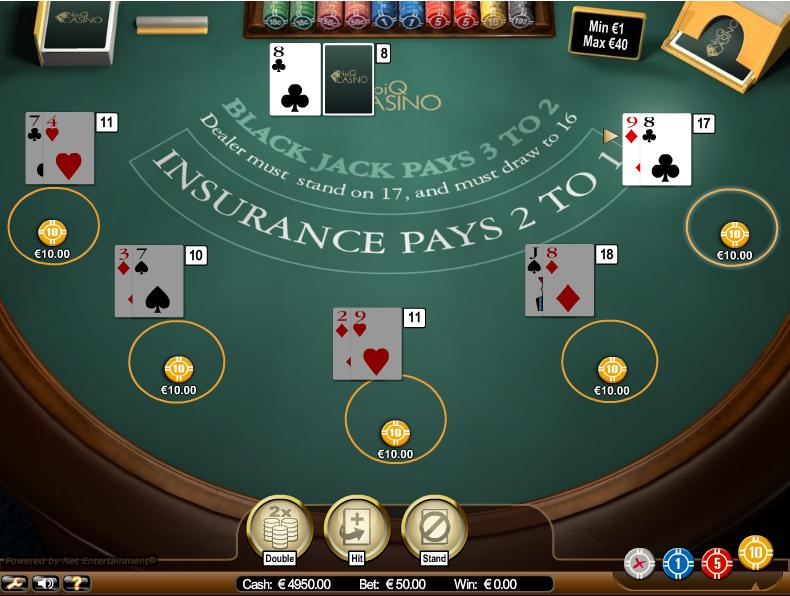 The Best Blackjack Sites