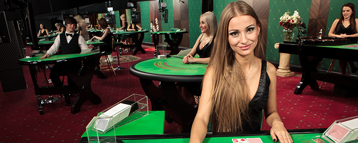 What is Live Online Casino
