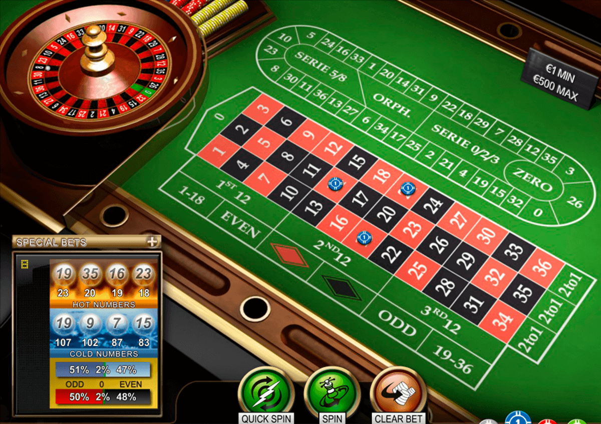What casinos have the best roulette bonuses
